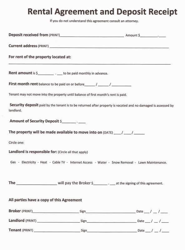 rental_agreement_deposit_receipt_592dpi Ontario Rental Application Form on california page 2, free printable, blank credit,